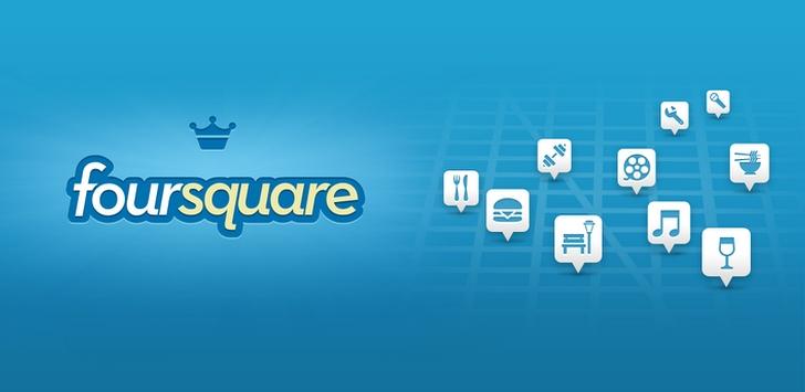 Gamefication no Foursquare