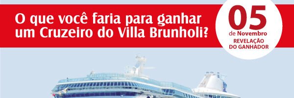 No Navio com Villa Brunholi