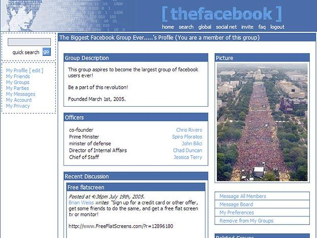 Facebook completa 10 anos e lança vídeo cronológico para usuários