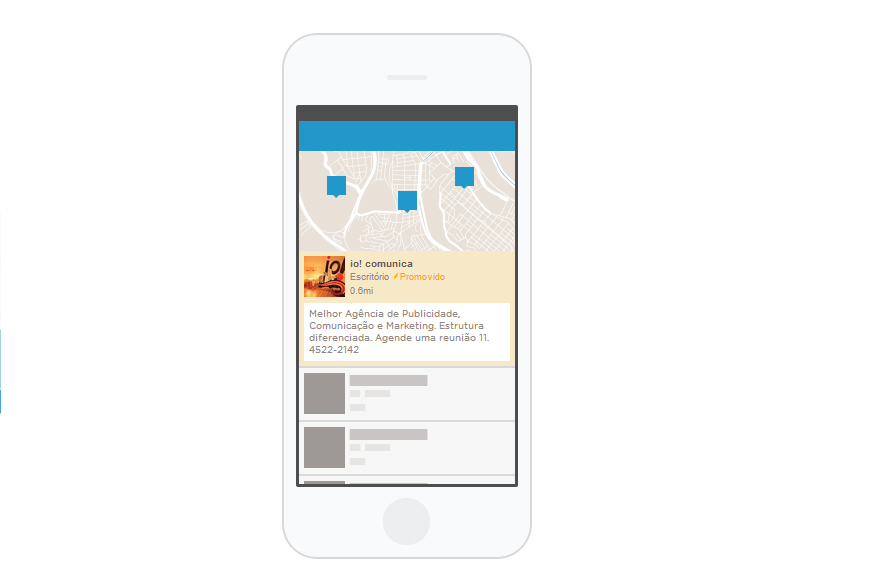 como anunciar foursquare