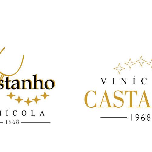 Brand - Revitalização Logo Vinícola Castanho