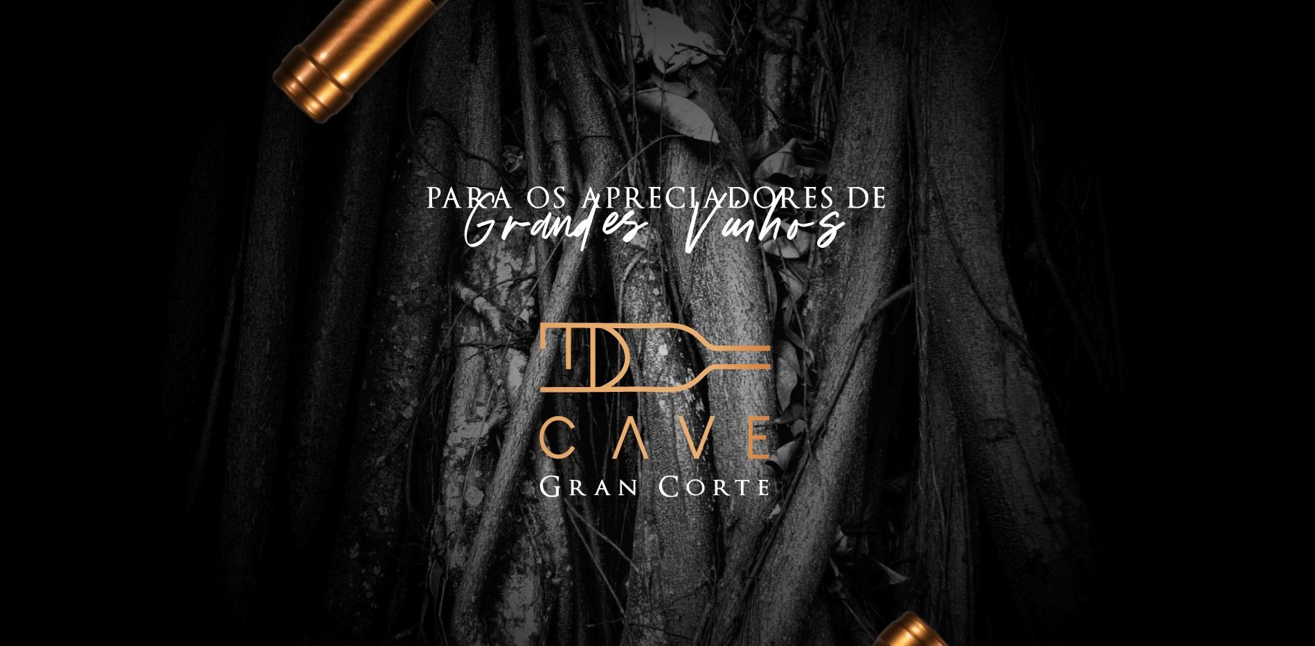 Cave Gran Corte - Lançamento - Capa