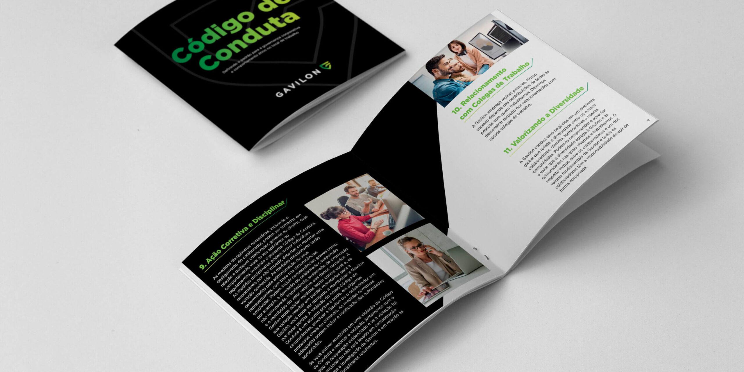 Campanha de Endo Gavilon - Código de conduta Scaled