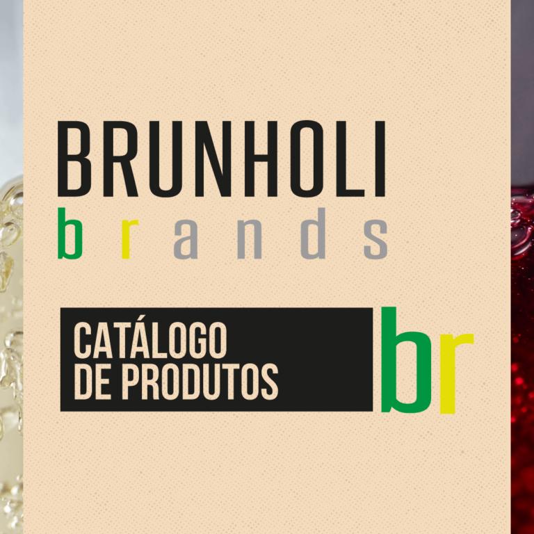 Catálogo online: exportação da Brunholi Brands