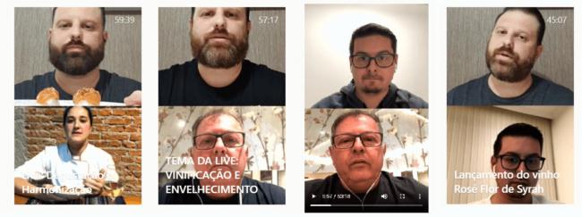 Tour do Vinho Virtual com Vinícola Castanho