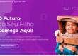 Criação de novo site para a empresa The Joy School