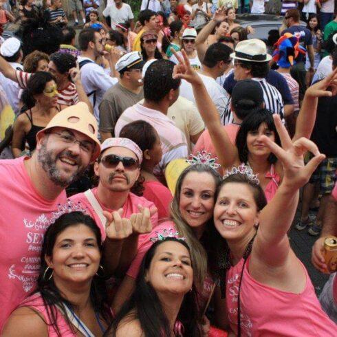 Carnaval - Distribuição de Camisinhas