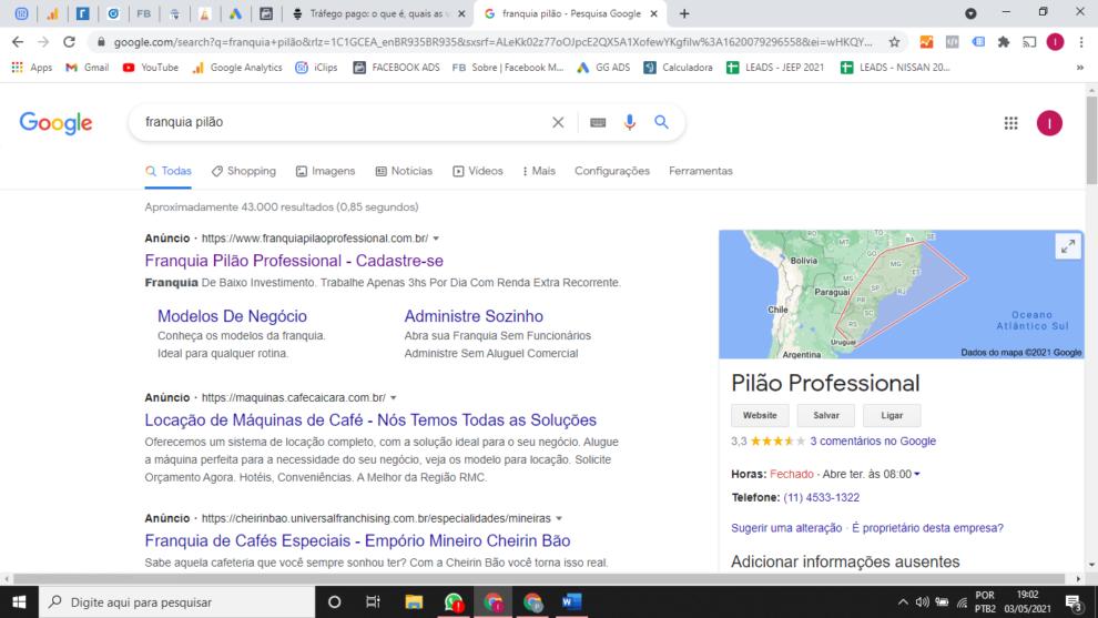 TRÁFEGO PAGO