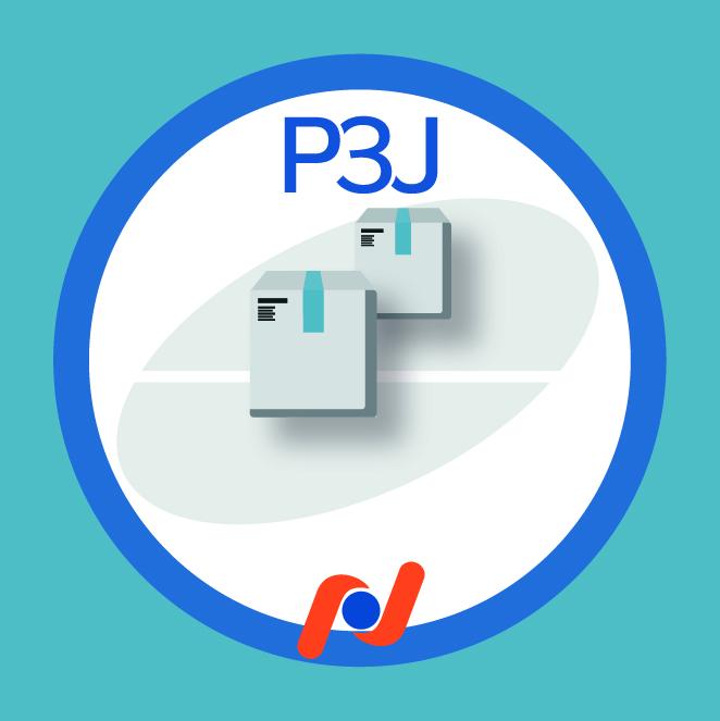 P3J - Adesivos 2