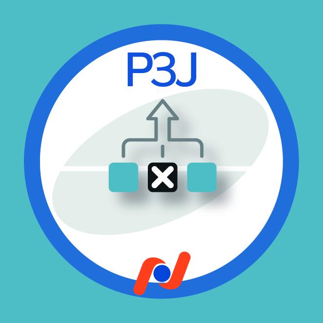 P3J - Adesivos 6