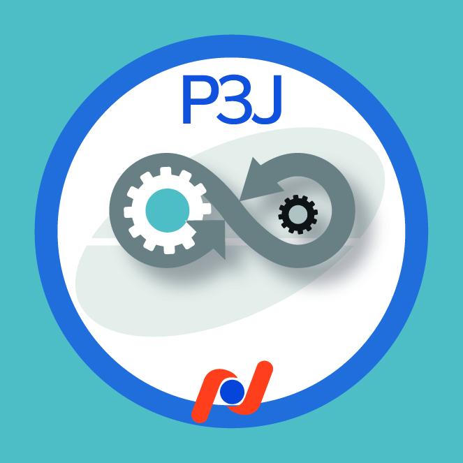 P3J - Adesivo 1